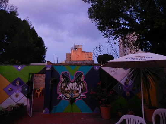 هوستل هوسبيدارتي تشابولتيبيك: La vista desde nuestra habitación (Del Toro)