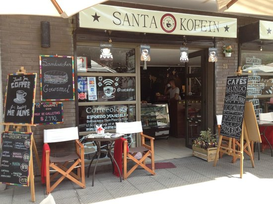 Santa Kofein Coffee House
