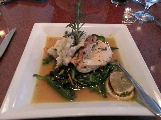 Cavallario's Cucina: The best lemon chicken