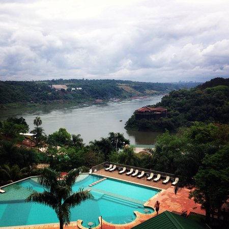 Amerian Portal del Iguazu : View from our room
