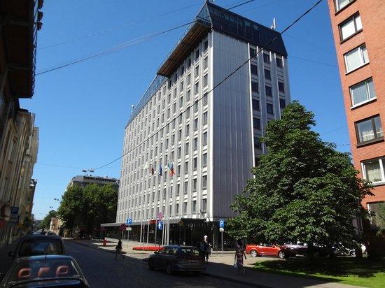 Albert Hotel: Hotel Albert, Riga Latvia