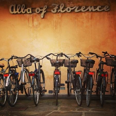Riva Lofts Florence : bicycles