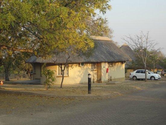 Pretoriuskop Restcamp: Restcamp