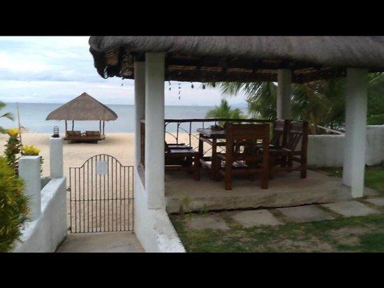 Beach Club Cagpo: Cabana