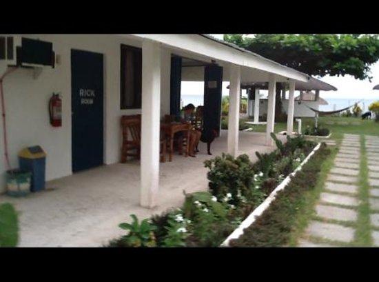 Beach Club Cagpo: Main Building