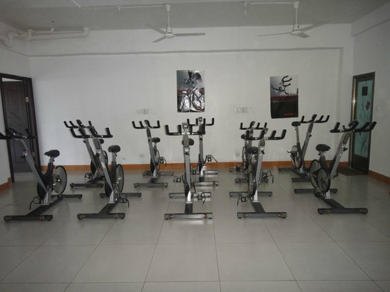 Fit For Life : Spin Class