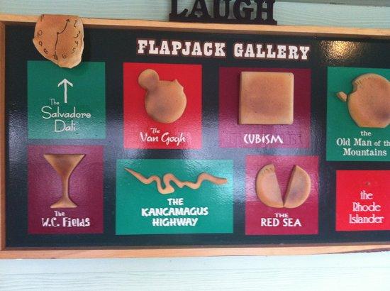 Flapjack's Pancake House : Funny