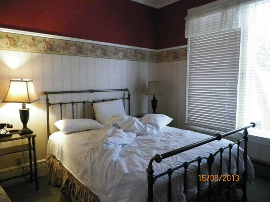 Centrella Inn : My room and a wonderful night's sleep