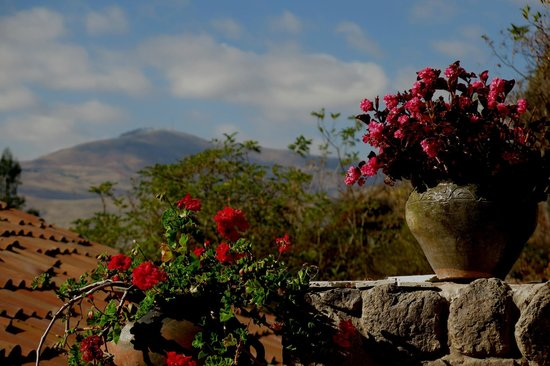 Sacred Dreams Lodge : View of the Sacred Valley