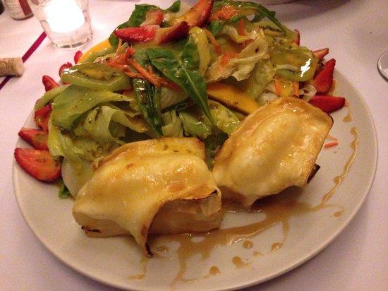 Salada Dona Florinda. Perfeita.