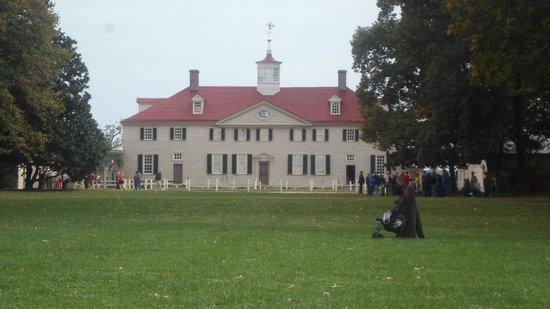George Washington's Mount Vernon: Front