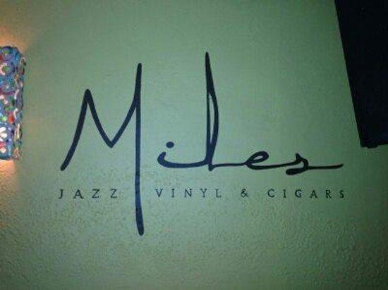Miles jazz cafe