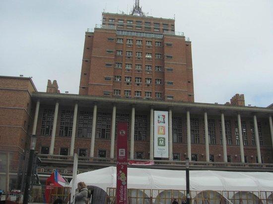 Mirador Panoramico de Montevideo