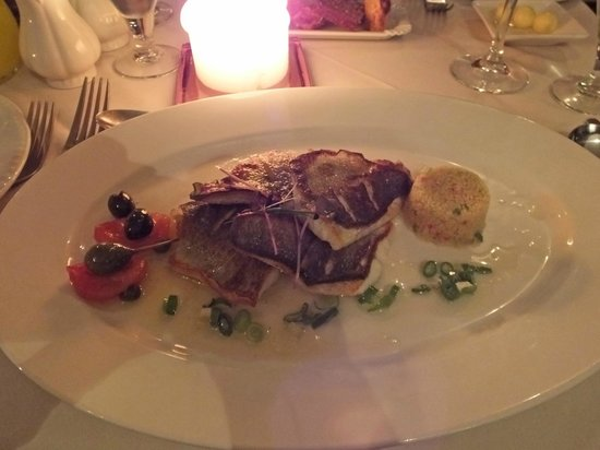 Cullinan's Guesthouse: Elegant dining, organic food