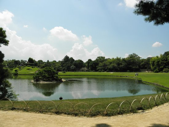 Jard n picture of korakuen garden okayama tripadvisor for Jardines okayama