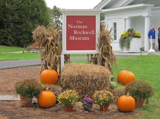 Days Inn - Lenox MA: Norman Rockwell Museum