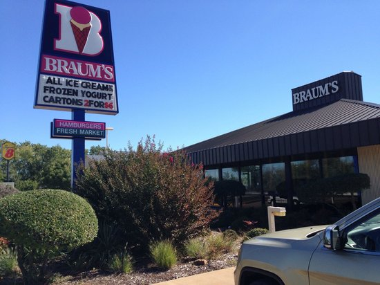 Braums Review Of Braum S Ice Cream And Dairy Perry Ok Tripadvisor