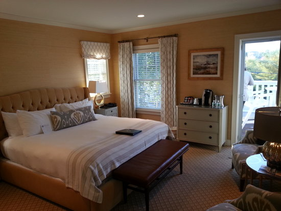 The Grand Hotel : Great room