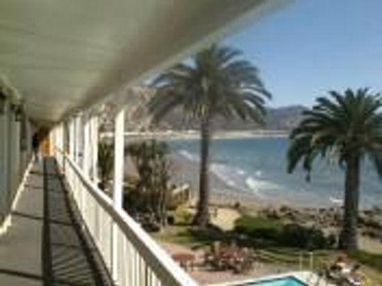 Cliff House Inn on the Ocean: A Room with a View
