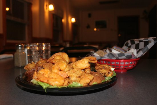 Fish House Restaurant : Shrimp