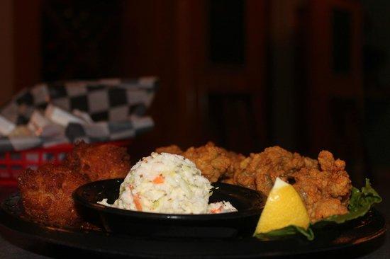 Fish House Restaurant : Fish