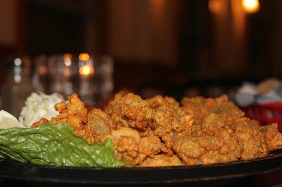 Fish House Restaurant: Shrimp