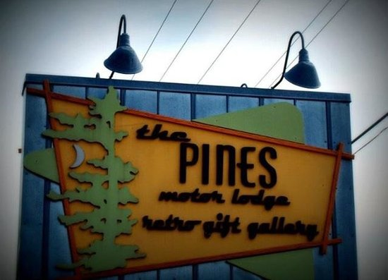 The Pines Motor Lodge : Motel