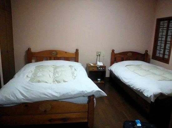 Kaikiso: ベッドルーム