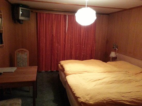 Hotel Bahnhof : My Room