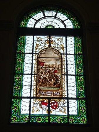 St. Ursen Cathedral: St Ursen window