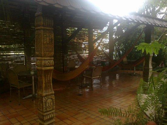 Amazon Plaza Hotel: Descanso