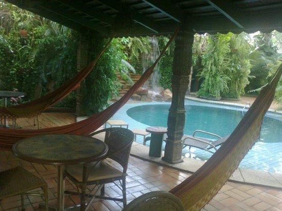 Amazon Plaza Hotel: Descanso e Piscina