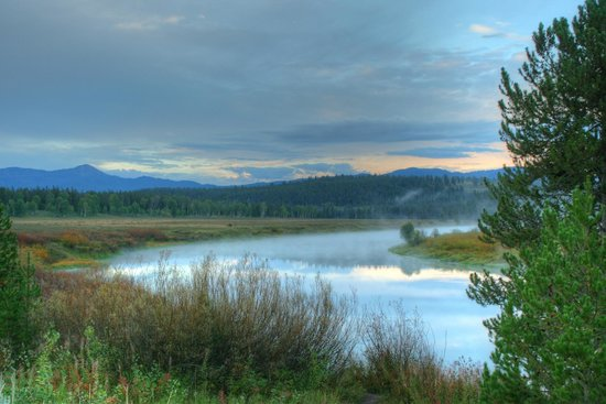 Oxbow Bend: Another view at Oxbow
