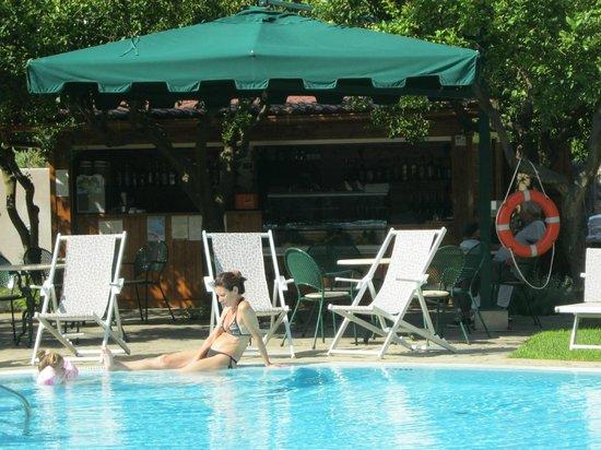 Antiche Mura Hotel: Pool area