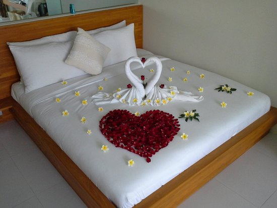 Lanna Samui : special touch for our anniversary