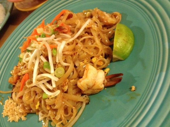 Sweet Basil Thai : Phat Thai