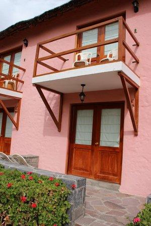 Hotel El Refugio: Bungalows