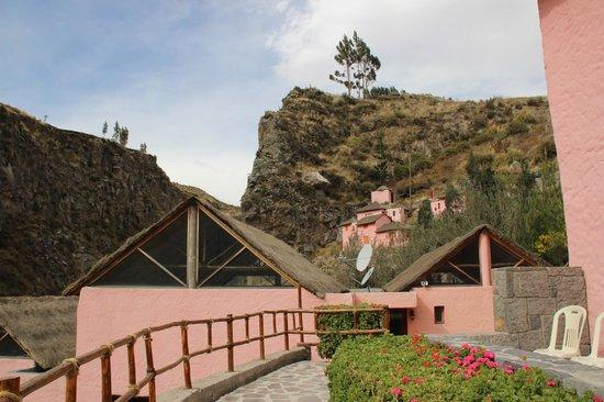 Hotel El Refugio: Hotel