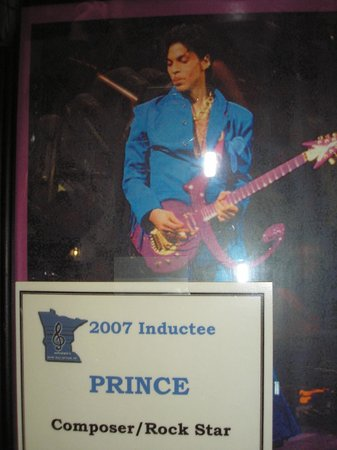 Minnesota Music Hall of Fame: Prince