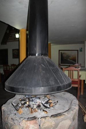 Hotel El Refugio: Restaurant