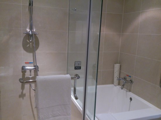 Taipei Garden Hotel: バスルーム
