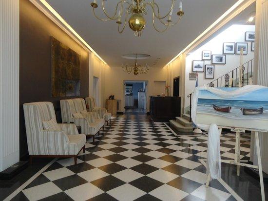 Playas Hotel: Magnífica recepción del hotel