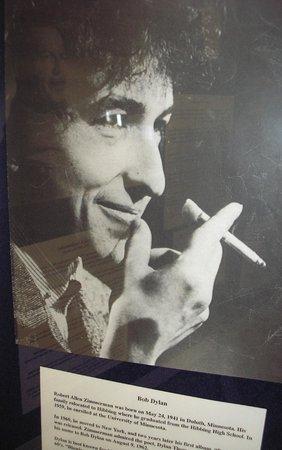 Minnesota Music Hall of Fame: Bob Dylan
