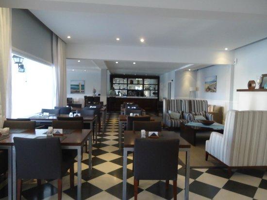 Playas Hotel: Comedor. Área de desayuno