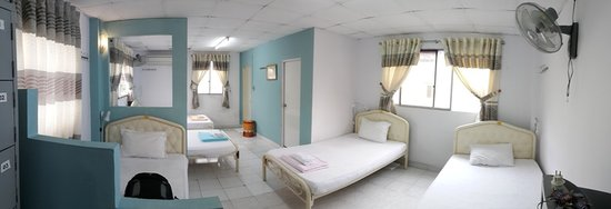 Long Hostel: 5 beds mixed dorm