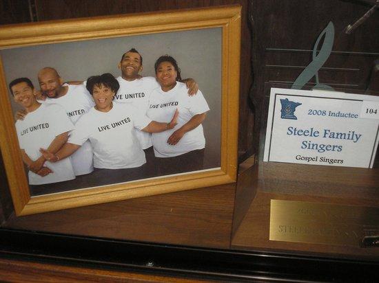 Minnesota Music Hall of Fame: Steele Singers