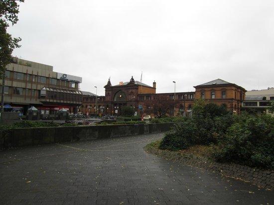 BEST WESTERN Hotel Bonneberg: ボン中央駅前