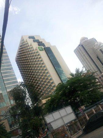Holiday Inn Bangkok Silom : Holiday Inn, Silom