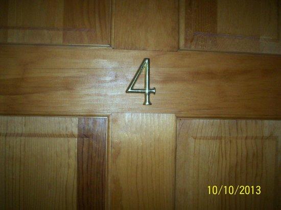 Niagara Guest House B&B : room 4