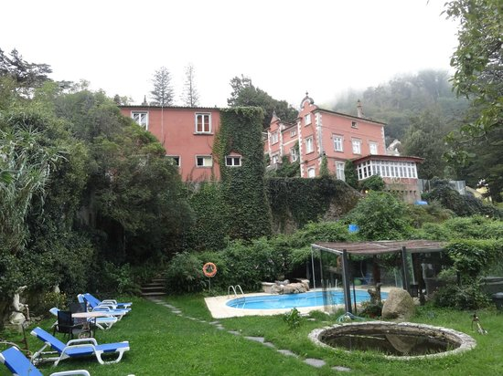 Quinta das Murtas: View from the house
